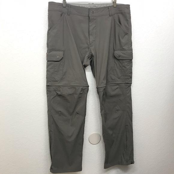 dcdaa7e0c1ae06 Kuhl Pants | Stealth Renegade Convertible Hiking | Poshmark